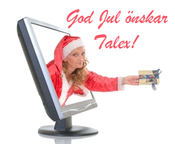 Christmas Special offer from Talex Webshop
